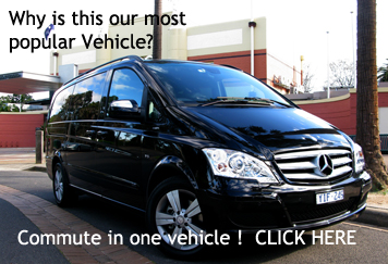 Mercedes Viano Corporate Team Transfers for Airport, Meetings and Conferences
